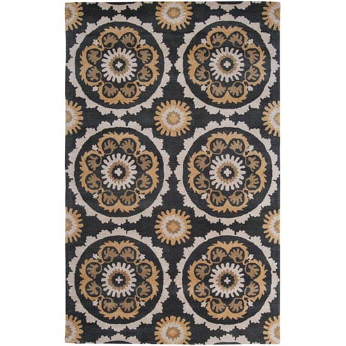 Surya B. Smith Mosaic Rectangular: 9 Ft. x 13 Ft. Rug