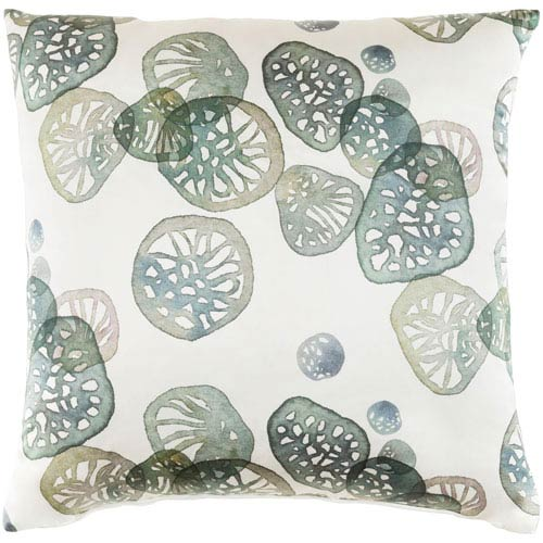 Natural Affinity Multicolor 20 x 20-Inch Throw Pillow