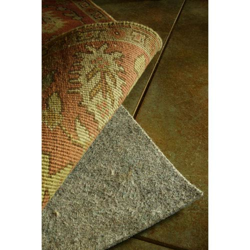 Reversible Felted Rectangular Rug Pad:  5 Ft. x 8 Ft.