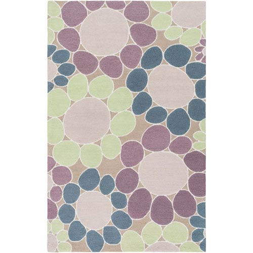Surya Peek-A-Boo Rectangular: 2 Ft. x 3 Ft. Rug