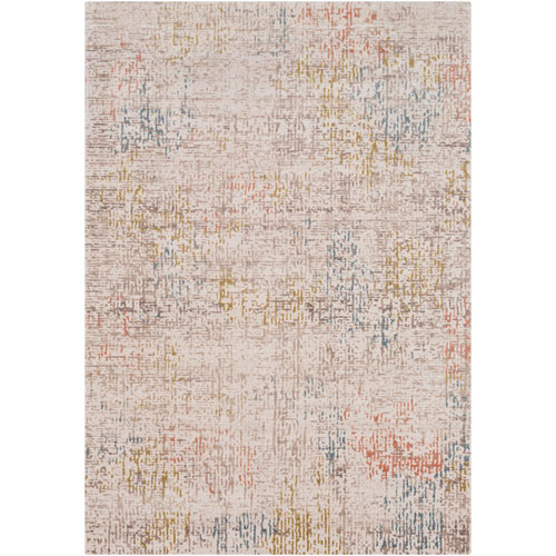 Palermo Taupe Rectangle: 2 Ft. x 3 Ft. Rug