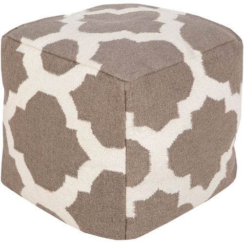 Enjoyable Surya Neutral Poufs Cube Pouf Gmtry Best Dining Table And Chair Ideas Images Gmtryco