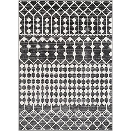 Rabat Charcoal Rug