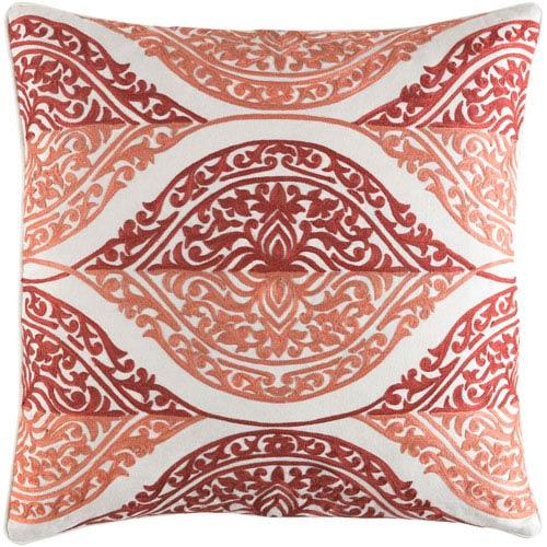 Surya Regina Multicolor 20 x 20 In. Throw Pillow