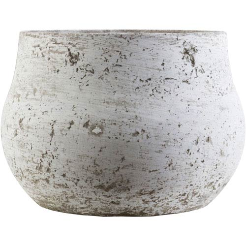Rome Small Gray Pot
