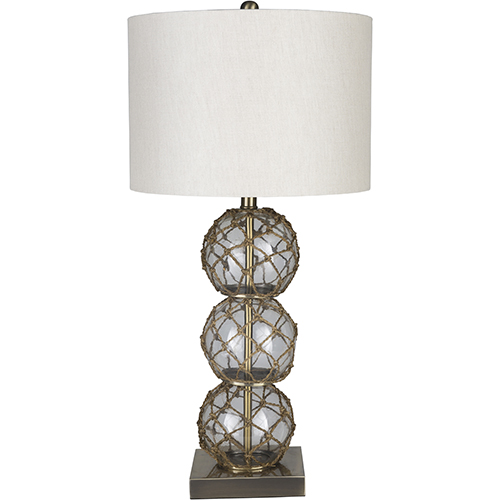 Rainey Natural One-Light Table Lamp