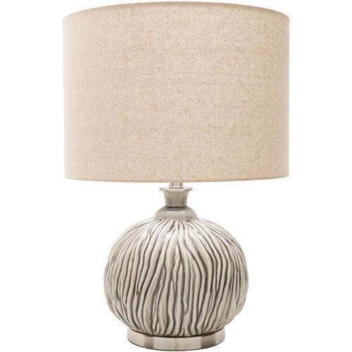 Surya Rosa Glazed Table Lamp