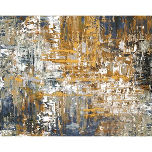 Fragments: 48 x 36-Inch Print