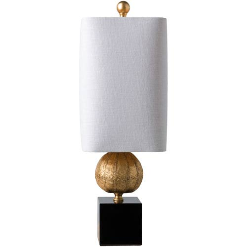 St. Martin Gold Table Lamp