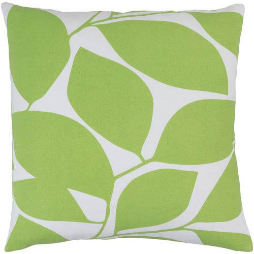 Surya Somerset Green And Neutral 40 Inch Pillow Cover Sms40 4040 Interesting 22 Inch Pillow Covers