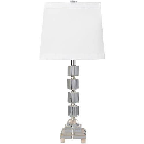 Surya Smyth Clear Table Lamp