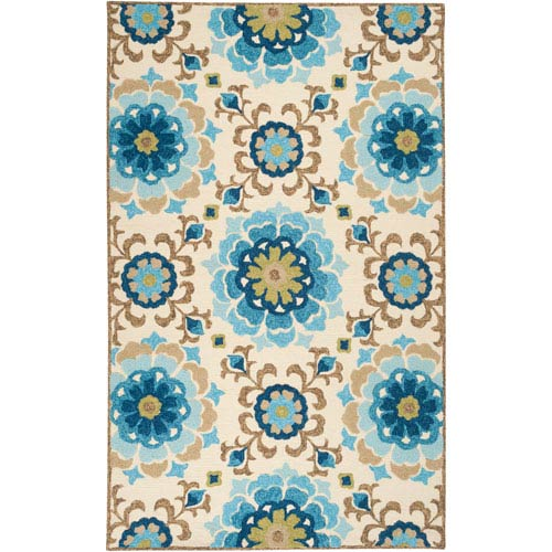 Surya Storm Rectangular: 5 Ft. x 7 Ft. 6 In. Rug