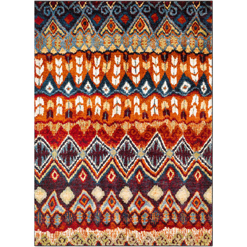 Serapi Orange Rectangle: 2 Ft. x 3 Ft. Rug