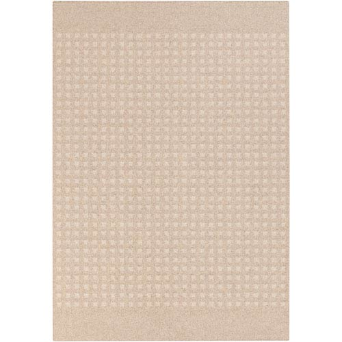 Surya Stockholm Ivory and Beige Rectangular: 2 Ft x 3 Ft Rug