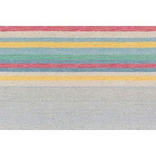 Surya Technicolor Multicolor Rectangular: 5 Ft. x 7 Ft. 6 In. Rug