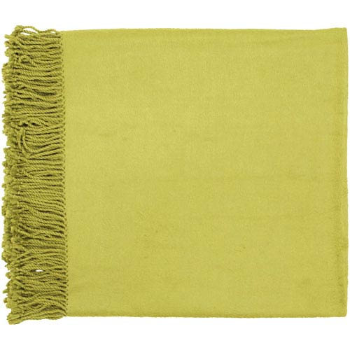 Tian Tian Avocado 50 x 67 Throw