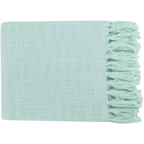 Tilda Blue Throw