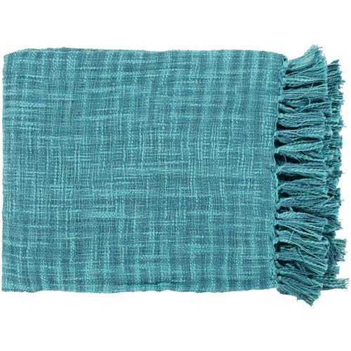 Tori Blue Throw
