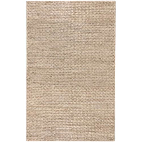 Surya Tropics Natural Rectangular: 5 Ft. x 8 Ft. Rug