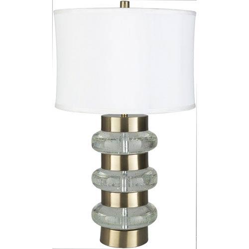 Surya Trypp Finial Bronzed Portable Lamp