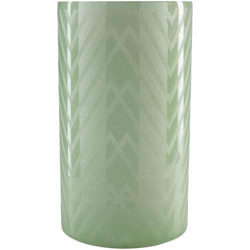 Surya Trulli green Candle Holder