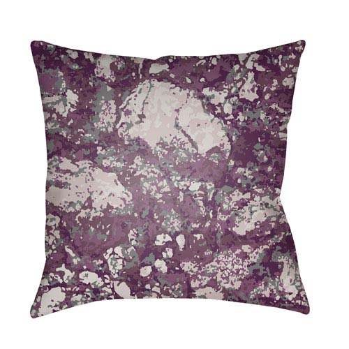 Textures Multicolor 18 x 18-Inch Pillow