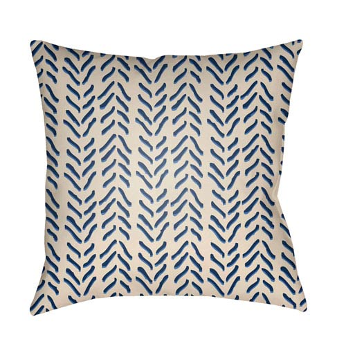 Textures Multicolor 20 x 20-Inch Pillow