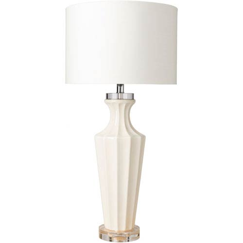 Uptain Ivory Table Lamp