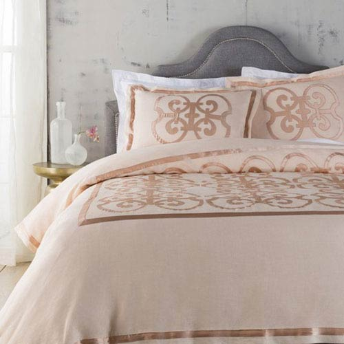 Versaille Rose Twin Bed Skirt