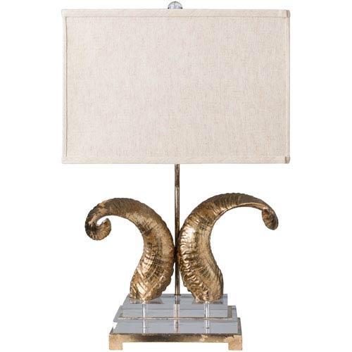 Surya Warwick Multicolor Table Lamp