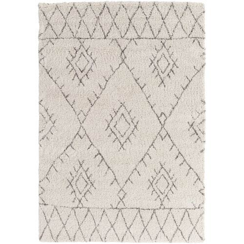 Wilder Neutral and Brown Rectangular: 2 Ft.x 3 Ft. 7-Inch Rug
