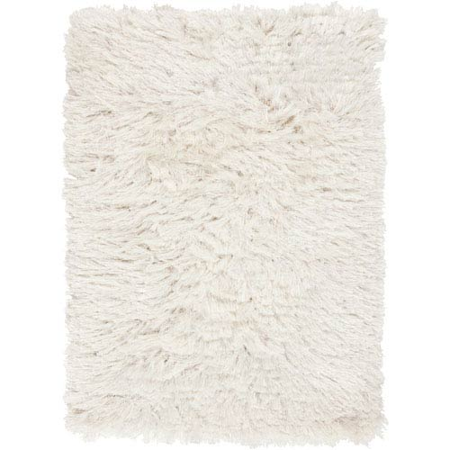 Whisper Ivory Rectangular: 9 Ft x 12 Ft Rug