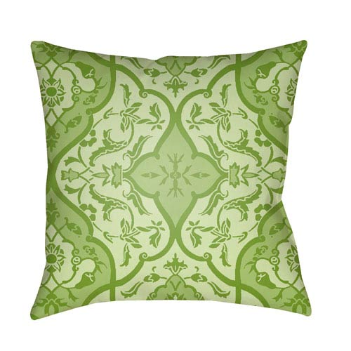 Surya Yindi Lime 18 x 18-Inch Pillow