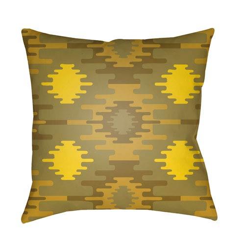 Surya Yindi Multicolor 20 x 20-Inch Pillow