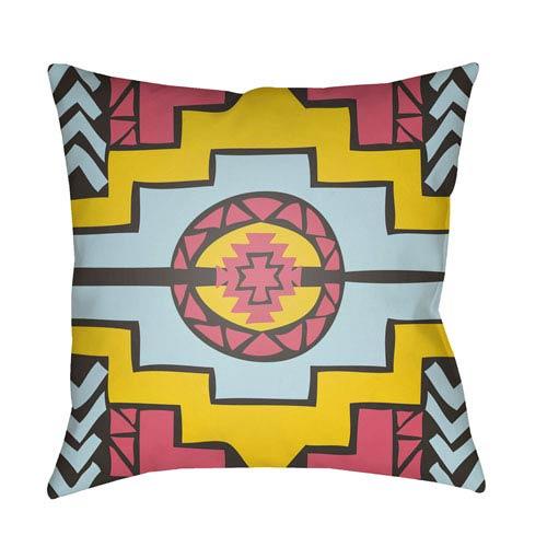 Surya Yindi Multicolor 22 x 22-Inch Pillow