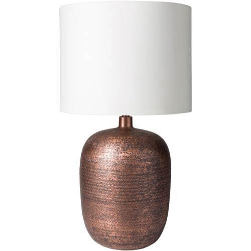 Surya Yates Multicolor Table Lamp