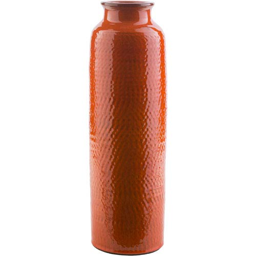 Zuniga Large Red Table Vase