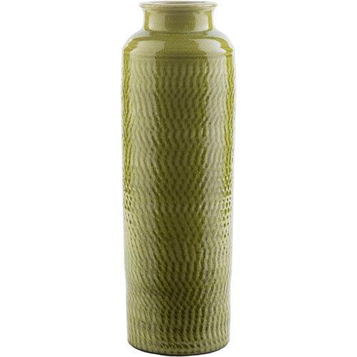 Zuniga Large Green Table Vase