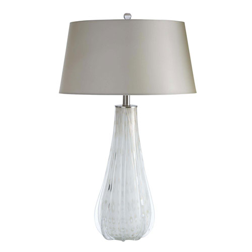 Ludwig Opal 30-Inch One-Light Table Lamp