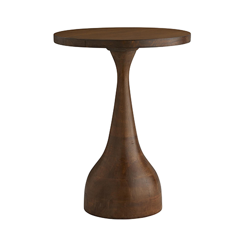 Darby Walnut Accent Table
