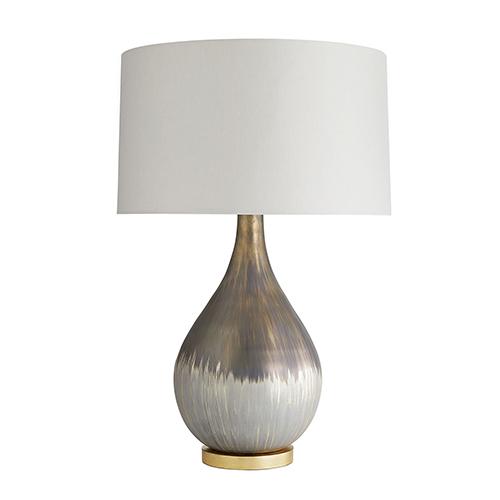 Romy Purple One-Light Table Lamp