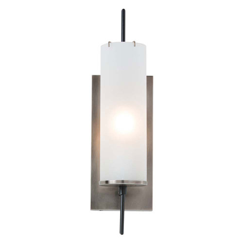 Arteriors Home Stefan Frosted One-Light Wall Sconce