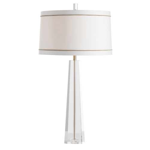 Arteriors Home Grace Clear 31-Inch One-Light Table Lamp