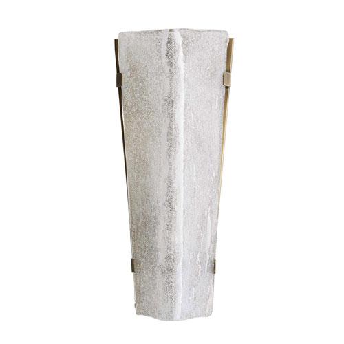 Arteriors Home Karina Antique Brass 14-Inch One-Light Wall Sconce