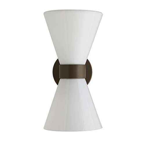 Richard Brown Two-Light Outdoor Wall Sconce