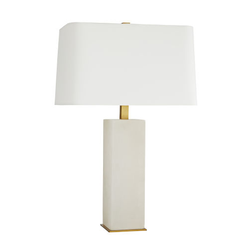 Williams Vintage Brass One-Light Table Lamp