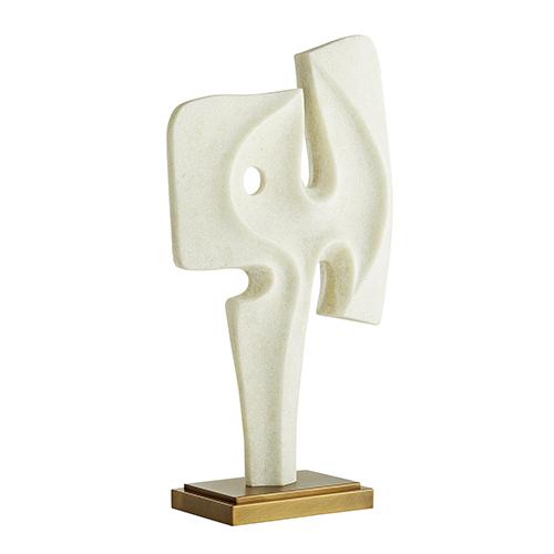 Maeve Faux Marble Sculpture