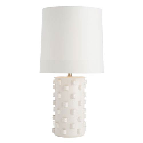 Arteriors Home Robertson Ivory Crackle One-Light Lamp