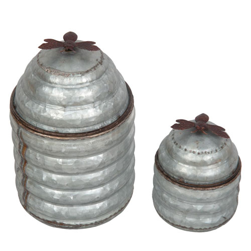 Beehive Containers, Set of Two