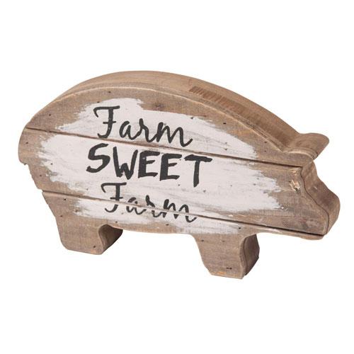 Sweet Farm Pig